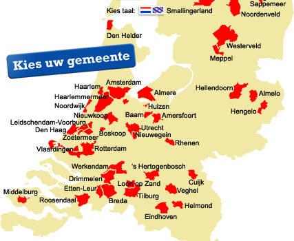 StemWijzer Huizen online: Statische analyse