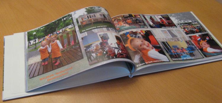 Ervaring: Maken en bestellen van een Albelli Fotoboek