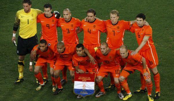 Nederland voor de derde keer vice-wereldkampioen