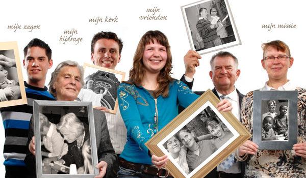 Actie Kerkbalans 2011 in Huizen krijgt meer vorm