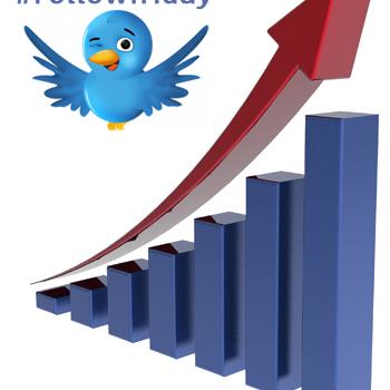 Follow Friday op Twitter; werkt het écht?