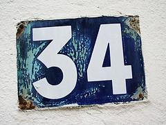 Vierendertig