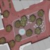 Definitief ontwerp van het Oude Raadhuisplein in Huizen