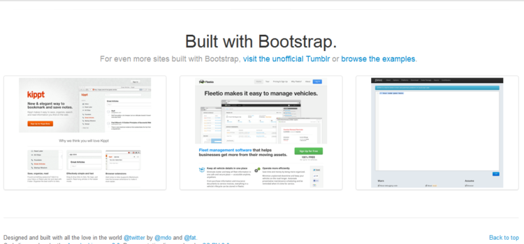 Top 5 Bootstrap themes for WordPress