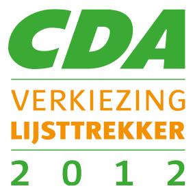 Overzicht kandidaten voor de lijsttrekkersverkiezing binnen het CDA