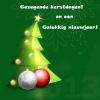 Kerstkaart 2013: Gezegende kerstdagen en een gelukkig nieuwjaar