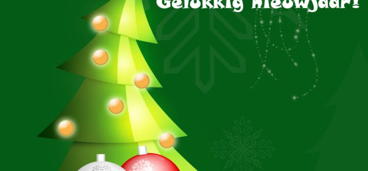Gezegende kerstdagen en een gelukkig 2013!