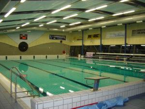 Instructiebad bij zwembad de Meent in Huizen. (bron: www.optisport.nl)