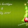 Kerstkaart 2013 - Vrolijke kerstdagen