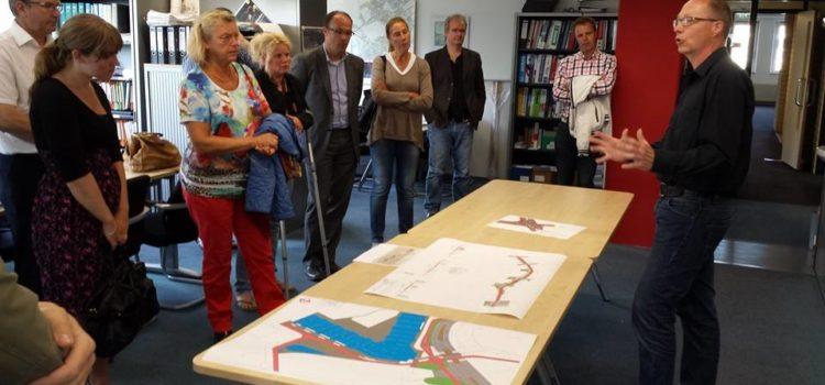 Werkbezoek gemeentewerf/openbare werken
