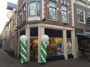 De CDA Winkel in het centrum van Alkmaar