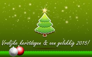 Beste wensen 2015!