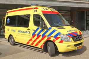 Komt de ambulance wel op tijd als deze nodig is?