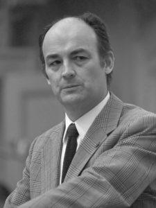 Archieffoto: Willem Aantjes als fractievoorzitter van ARP in 1974.