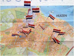Archieffoto: verzameling van Huizer dromen als inbreng verkiezingsprogramma.