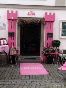 Leuk restaurant in Kempten. Sissi is een echte aanrader.