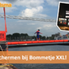 Social media banner voor het delen van bericht Bommetje XXL!