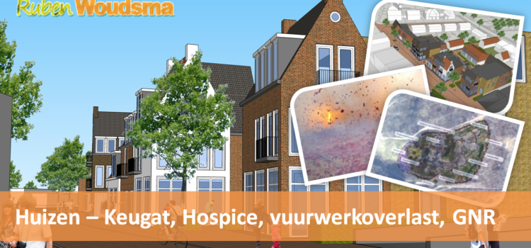 Gemeenteraad – Keuhart, Hospice, Vuurwerkaanpak en GNR