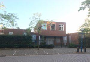 Vestigingslokatie van Hospice Huizen aan de Gooierserf.